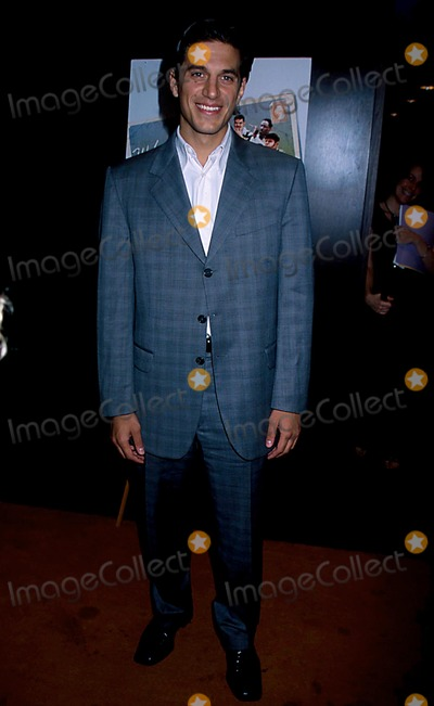 "Andrew Davoli Photo - Sd0926 ""Welcome to Collinwood"" Screening at the Bryant Park Hotel, New York City Photo: Henry Mcgee/ Globe Photos Inc. 2002 Andrew Davoli"