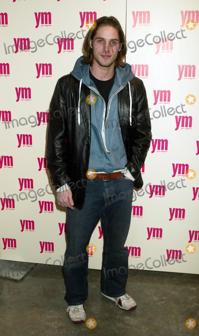 """Agim Kaba Photo - Agim Kaba (""""As the World Turns"""") at Party For Ym's 4th Annual Mtv Issue at Splashlight Studios in New York City on March 4, 2003. Photo by Henry Mcgee/Globe Photos, Inc.2003. K29441hmc."""