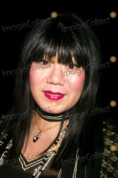 Anna Sui, Anna Maria Perez de Taglé Photo - Anna Sui at Bravehearts: Men in Skirts Opening Reception in the Costume Institute of the Metropolitian Museum of Art in New York City on November 3, 2003. Photo Henry Mcgee/Globe Photos, Inc. 2003.