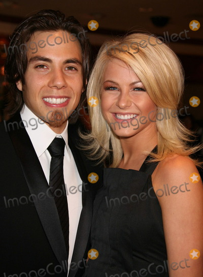 """Apolo Anton Ohno, Julianne Hough, White House, The White Photo - Washington, DC 04-21-2007Apolo Anton Ohno and Julianne Hough from """"Dancing with the Stars"""" attend The White House Correspondents' Association Dinner at The Washington Hilton Hotel.Digital Photo by Lane Ericcson-PHOTOlink.net"""