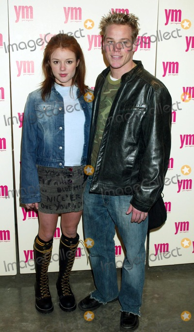 "Marty West, AUBREY DOLLAR Photo - Aubrey Dollar and Marty West (""Guiding Light"") at Party For Ym's 4th Annual Mtv Issue at Splashlight Studios in New York City on March 4, 2003. Photo by Henry Mcgee/Globe Photos, Inc.2003. K29441hmc."