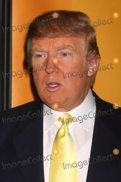 Donald Trump, THE HILTONS Photo - Donald Trump at the 2010 NBC Upfront at the Hilton Hotel in New York City on 05-17-2010. Photo by Henry Mcgee-Globe Photos, Inc. 2010.