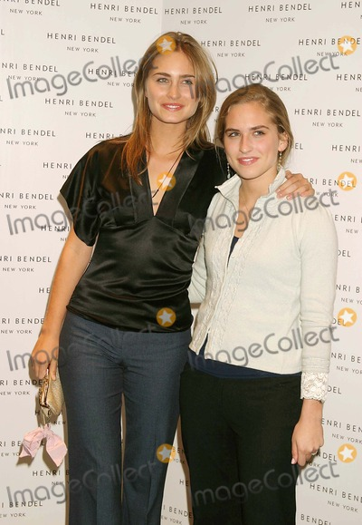 Ashley Bush, Lauren Bush Photo - Lauren Bush and Ashley Bush Arriving at the Launch of the New Rykiel Woman Boutique at Henri Bendel in New York City on 02-03-2005. Photo by Henry Mcgee/Globe Photos, Inc. 2005.