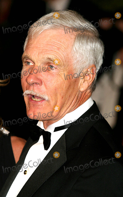 Ted Turner Photo - Ted Turner at Vanity Fair Oscar Party at Mortons in West Hollywood, CA on February 29, 2004. Photo by Henry Mcgee/Globe Photos, Inc. 2004.
