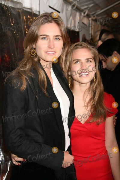 Ashley Bush, Lauren Bush Photo - New York, NY 01-18-2007