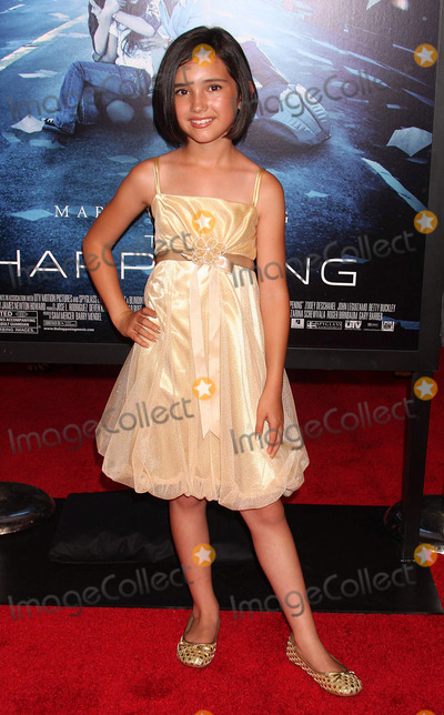 Ashlyn Sanchez Photo - Ashlyn Sanchez Arriving at the Premiere of the Happening at the Ziegfeld Theater in New York City on 06-10-2008. Photo by Henry Mcgee/Globe Photos, Inc. 2008.