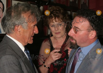Elie Wiesel, Lynn Redgrave, Sir Antony Sher, ANTONY SHER Photo - New York, NY 7-11-2005Elie Wiesel, Lynn Redgrave and Sir Antony Sher attend the Opening Night Party for the Broadway production of Primo at Sardi's.Digital Photo by Lane Ericcson-PHOTOlink.org