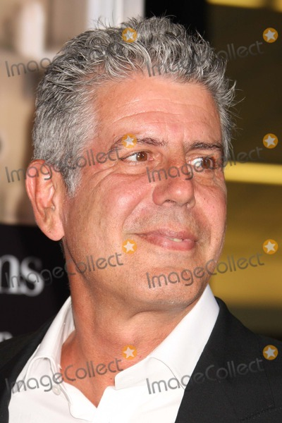 Anthony Bourdain Photo - New York, NY 07-30-2009