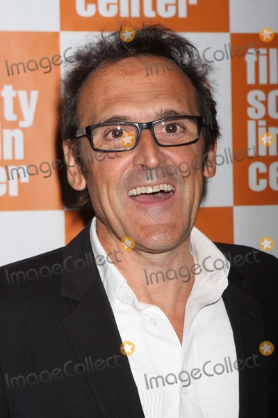 """Alberto Iglesias Photo - Composer Alberto Iglesias Arriving at the 49th Annual New York Film Festival Screening of """"the Skin I Live in"""" at Lincoln Center's Alice Tully Hall in New York City on 10-12-2011. Photo by Henry Mcgee-Globe Photos, Inc. 2011."""