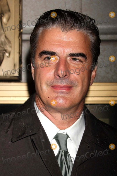 "Chris Noth, Ethel Barrymore Photo - Chris Noth Arriving at the Opening Night Performance of ""Exit the King"" at the Ethel Barrymore Theatre in New York City on 03-26-2009. Photo by Henry Mcgee-Globe Photos, Inc. 2009."