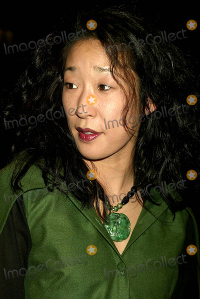 Sandra Oh, Alexander Payne Photo - Sandra OH at a Work in Progress, an Evening with Alexander Payne at Moma at Gramercy Theatre in New York City on February 25, 2003. Photo by Henry Mcgee/Globe Photos, Inc. 2003.