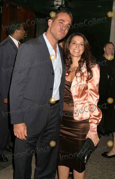 Bobby Cannavale, ANABELLA SCIORRA Photo - New York, NY  10-5-2004Bobby Cannavale and Anabella Sciorra attend the premiere of Shall We Dance? at the Paris Theater.Digital Photo by Lane Ericcson-PHOTOlink.org