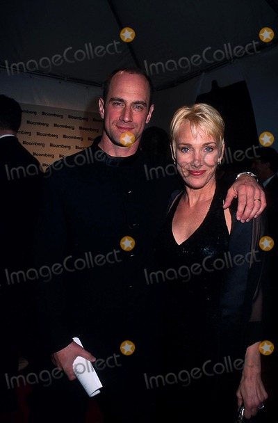 Christopher Meloni, White House, The White, Christophe Honoré Photo - 020504 the Bloomberg After Party Immediately Following the White House Correspondents Dinner. Christopher Meloni and Sherman Williams (Wife) Washington DC Photo by Henry Mcgee/Globe Photos