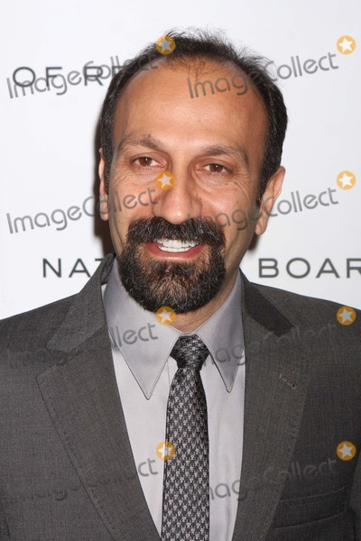 Asghar Farhadi, The National Photo - Iranian Screenwriter/director Asghar Farhadi Arriving at the National Board of Review Awards Gala at Cipriani 42nd Street in New York City on 01-10-2012. Photo by Henry Mcgee-Globe Photos, Inc. 2012.