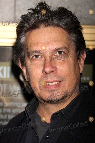 """Elliot Goldenthal, Ethel Barrymore Photo - Elliot Goldenthal Arriving at the Opening Night Performance of """"Exit the King"""" at the Ethel Barrymore Theatre in New York City on 03-26-2009. Photo by Henry Mcgee-Globe Photos, Inc. 2009."""