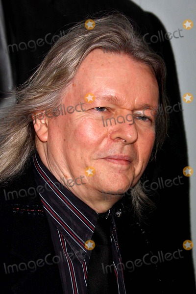 """Christopher Hampton, Christophe Honoré Photo - Christopher Hampton Arriving the Opening Night Performance of """"God of Carnage at the Bernard B. Jacobs Theatre in New York City on 03-22-2009. Photo by Henry Mcgee-Globe Photos, Inc. 2009."""