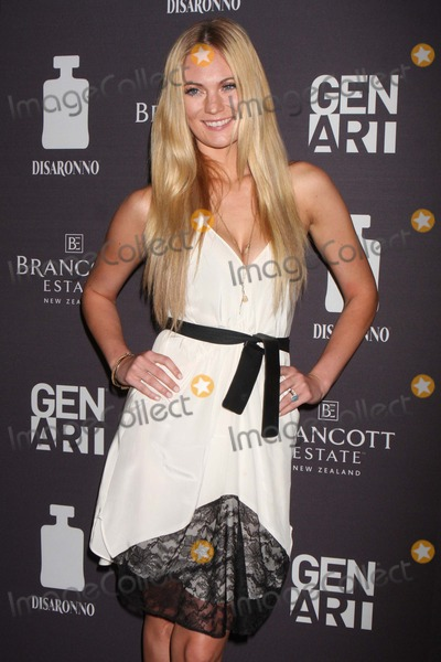 """Althea Harper Photo - Althea Harper From """"Project Runway"""" Season 6 Arriving at the Gen Art Screening of """"Life Happens"""" at the Visual Arts Theater in New York City on 08-15-2011. Photo by Henry Mcgee-Globe Photos, Inc. 2011."""