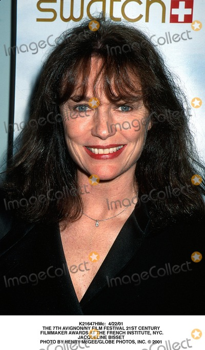 Jacqueline Bisset Photo - : 4/22/01 the 7th Avignon/ny Film Festival 21st Century Filmmaker Awards at the French Institute, NYC. Jacqueline Bisset Photo by Henry Mcgee/Globe Photos, Inc.