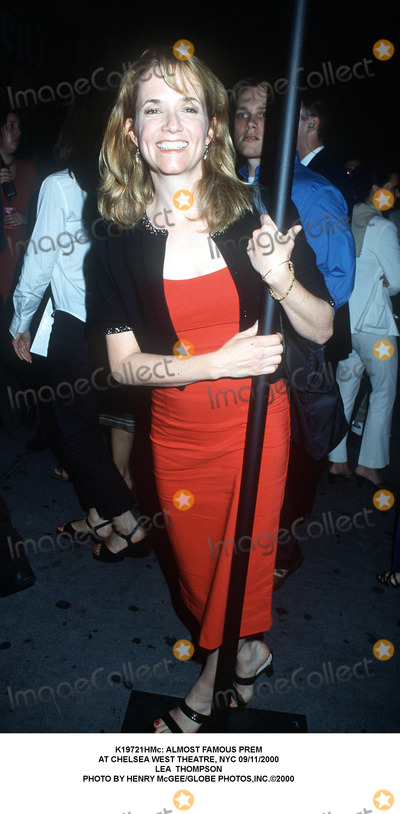 Lea Thompson, Léna Jam-Panoï Photo - : Almost Famous Prem at Chelsea West Theatre, NYC 09/11/2000 Lea Thompson Photo by Henry Mcgee/Globe Photos,inc.