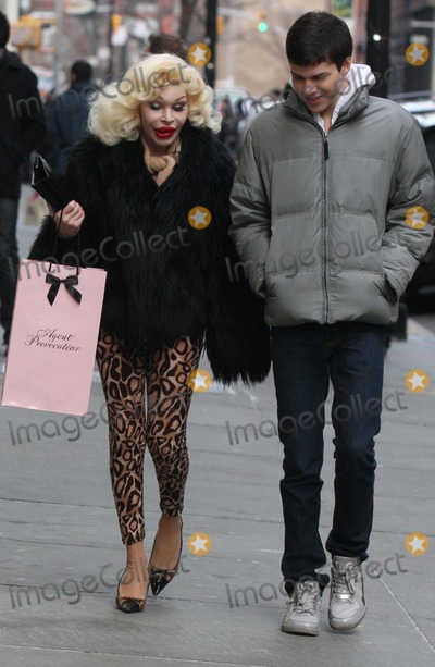 Photos and Pictures - NYC 12 18 10 EXCLUSIVE  Amanda Lepore 36c454f8e