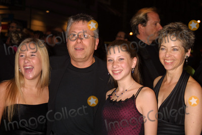 """Alan Menken Photo - NYC  10/02/03Alan Menken and family at opening night of the Broadway musical """"LITTLE SHOP OF HORRORS"""" at the Virginia TheatreDigital Photo by Adam Nemser/PHOTOlink"""