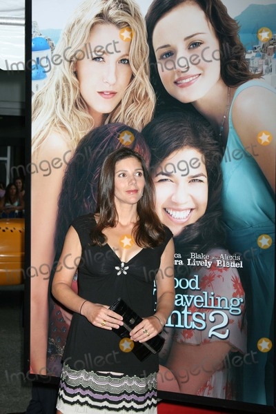 Ann Brashares Photo - NYC  07/28/08