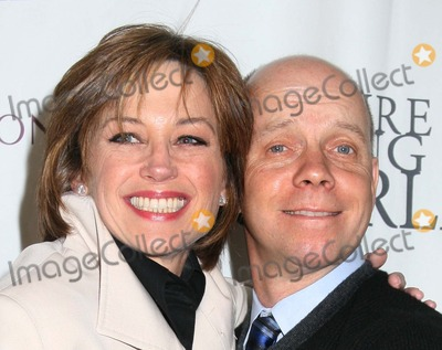 Dorothy Hamill, Scott Hamilton Photo - NYC  04/09/07