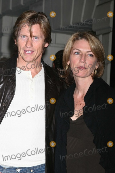 """Denis Leary, Ann Leary Photo - NYC  04/27/08Denis Leary and wife Ann Learyopening night of """"THE COUNTRY GIRL"""" onBroadway at the Bernard B Jacobs Theatre.Digital Photo by Adam Nemser-PHOTOlink.net"""
