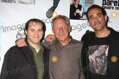 Bobby Cannavale, Israel Horovitz, Michael Stuhlbarg Photo - NYC  03/31/09