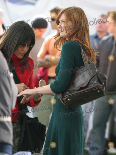 Photos and Pictures - NYC 06/10/06 Kirsten Dunst, getting ...
