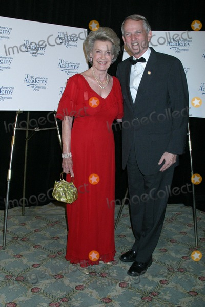 Dina Merrill, Rob Simmons Photo - NYC  04/17/05Dina Merrill and congressman Rob Simmons at the American Academy of Dramatic Arts honor of alumna Dina Merrill with its prestigious Lifetime Achievement Award at its 120th anniversary at the Pierre HotelDigital Photo by Adam Nemser-PHOTOlink.org