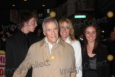 Burt Bacharach, Jane Hansen Photo - NYC  04/25/10
