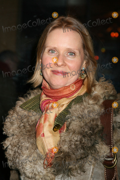 """Cynthia Nixon, Kiss Photo - NYC  03/08/07Cynthia Nixon at opening night of the new Roundabout Theatre Company's Broadway production of """"PRELUDE TO A KISS"""" at the American Airlines TheatreDigital Photo by Adam Nemser-PHOTOlink.net"""