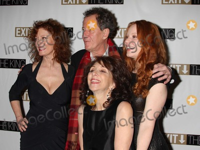 Andrea Martin, Ethel Barrymore, Geoffrey Rush, Lauren Ambrose, Rush, Susan Sarandon, King Sunny Adé Photo - NYC  03/26/09