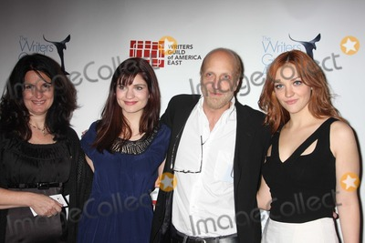 Abby Elliott, Chris Elliott Photo - NYC  02/20/10