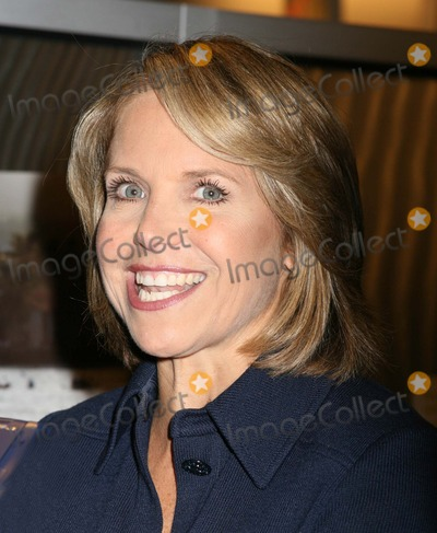 Photos And Pictures Nyc 092606 Katie Couric At A Party For