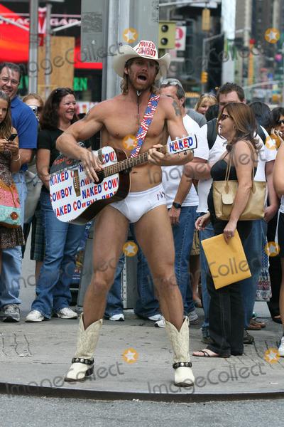 Naked Cowboy in Robert Burck aka The Naked Cowboy 2012