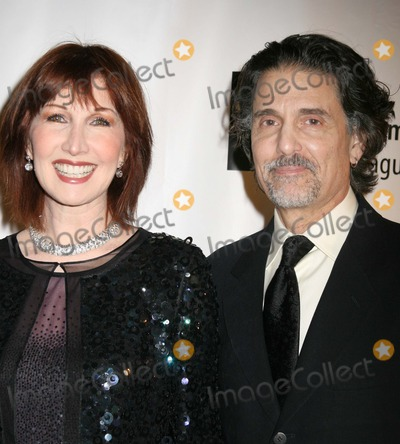 Chris Sarandon, Joanna Gleason Photo - NYC  02/05/07