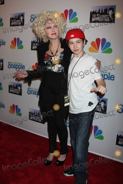 Photos And Pictures Nyc 05 23 10 Cyndi Lauper And Son Declyn Wallace Thornton Lauper 12 1 2 Years Old At The Finale Party For Celebrity Apprentice 3 At Trump Soho Digital Photo By Explora 48 fotografías e imágenes de stock sobre declyn wallace thornton lauper o realiza una nueva búsqueda para encontrar más fotografías e. son declyn wallace thornton lauper