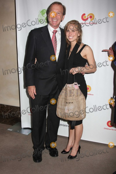 Neil Bush, Ashley Bush Photo - NYC  04/13/10
