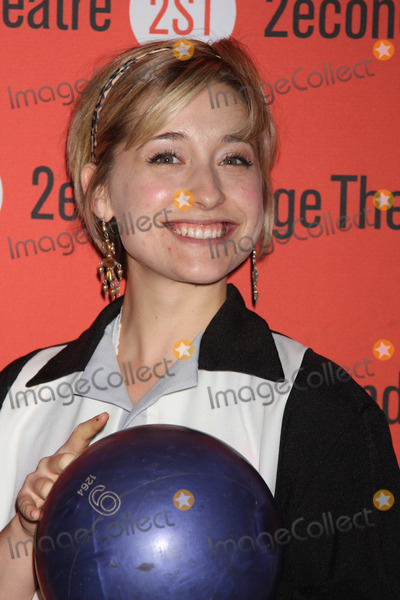 """Allison Mack Photo - New York City  7th February 2011Allison Mack (""""Smallville"""") at Second Stage Theatre's 24th Annual All-Star Bowling Classic Fundraiser at Lucky Strike Lanes and LoungePhoto by Adam Nemser-PHOTOlink.net"""