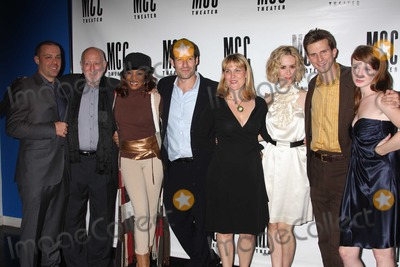 Adriane Lenox, Dominic Chianese, Frederick Weller, Halley Feiffer, Matthew Rauch, Sarah Paulson, Alexander Dinelaris Photo - NYC  10/05/09