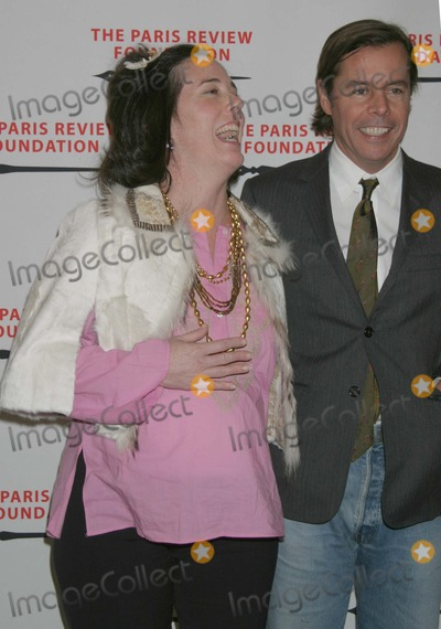 Andy Spade, Kate Spade, William Styron Photo - NYC  11/10/04