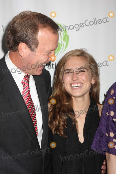 """Neil Bush, Ashley Bush Photo - NYC  04/13/10Neil Bush and daughter Ashley Bush at the 9th Annual benefit """"The Art of Giving"""" by Children for Children (CFC) at Christie's Auction HouseDigital Photo by Adam Nemser-PHOTOlink.net"""