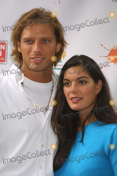 Elizabeth Glaser, John Zimmerman, Silvia Fontana Photo - NYC  09/20/03