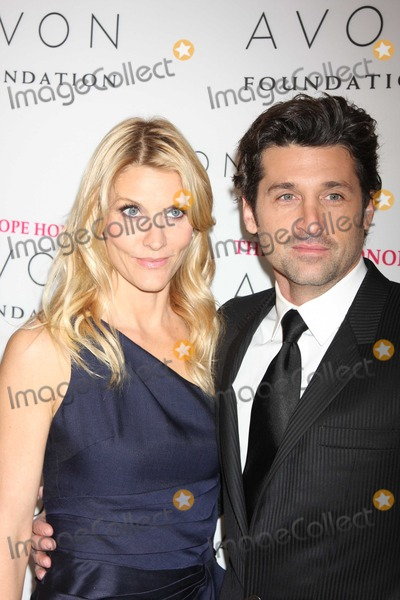 Photos And Pictures Nyc 102808 Patrick Dempsey And Wife Jillian