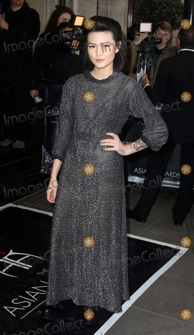 Asami Zdrenka Photo - April 8, 2016 - Asami Zdrenka attending The Asian Awards 2016, Grosvenor House Hotel in London, UK.