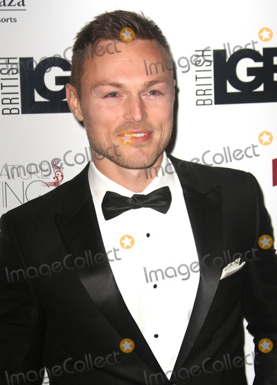 Andrew Hayden-Smith Photo - May 13, 2016 - Andrew Hayden-Smith attending The British LGBT Awards at Grand Connaught Rooms in London, UK.