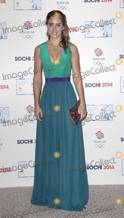 Amy Williams, Amy William Photo - Oct 30, 2013 - London, England, UK - British Olympic Ball to celebrate 100 days till the Sochi 2014 Olympic Winter Games, The Dorchester Hotel, London