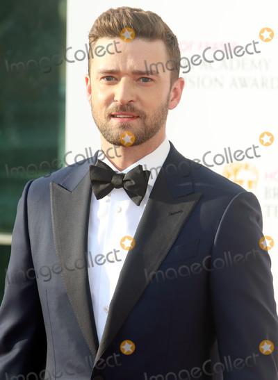 Justin Timberlake Photo - May 8, 2016 - Justin Timberlake attending BAFTA TV Awards 2016 at Royal Festival Hall in London, UK.